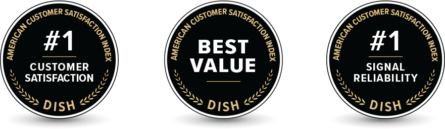 DISH Ranked #1 in Customer Satisfaction - Kerry Harris Satellite - DISH Authorized Retailer